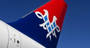 Air Serbia: Jeftinije avio karte za putovanja bez prtljaga