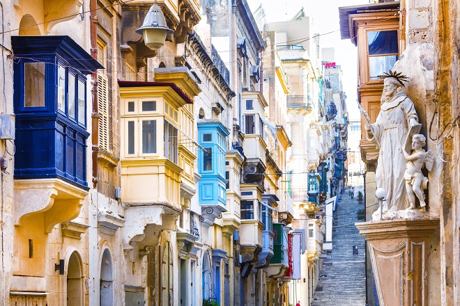 Malta – kopno na putu mornara (avio karte; foto: Shutterstock)