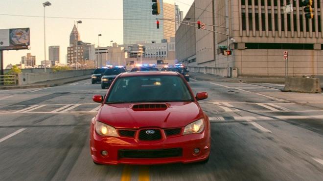Bioskopi Cineplexx: Men's Night - Vozač