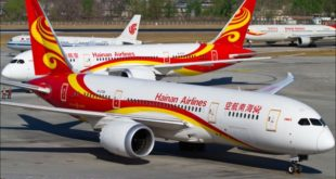 Hainan Airlines: Beograd - Peking