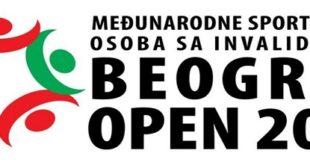Beograd Open 2017 - sportske igre za osobe sa invaliditetom