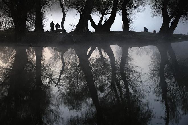 Boris Erg: Trag u vodi