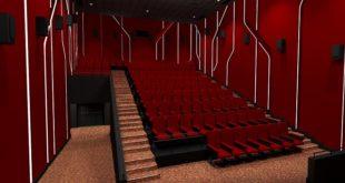 Cine Grand - novi bioskop u tržnom centru Capitol park Rakovica