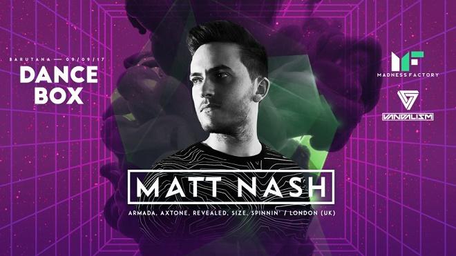 Sedam dana u Beogradu: Matt Nash