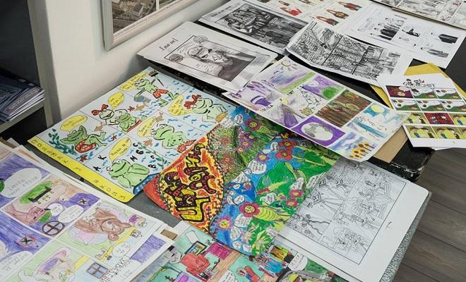 Međunarodni salon stripa (SKC)