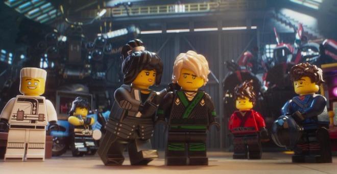 U bioskopima: Lego - Ninjago film
