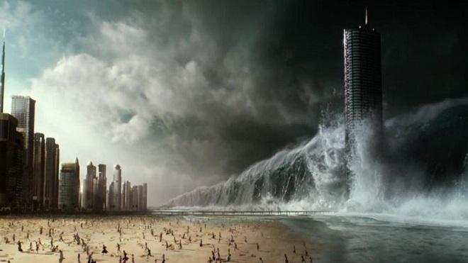 Bioskopski repertoari: Geostorm