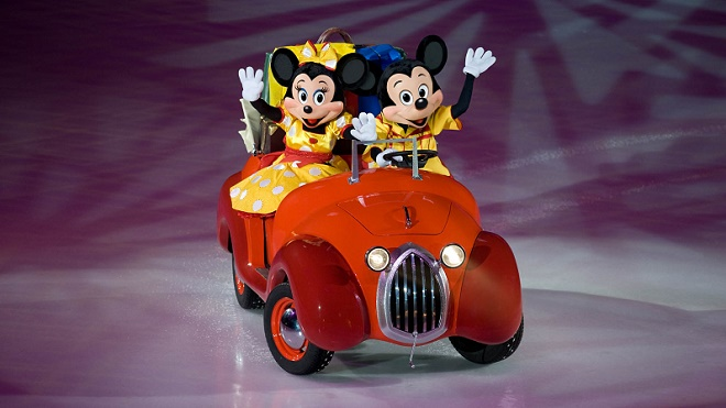 Disney on Ice: Zaleđeno kraljevstvo