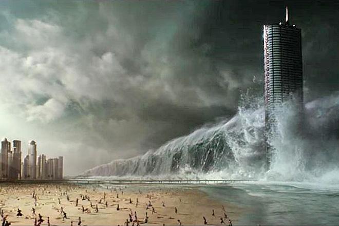 Geostorm - klimatske promene, kontrola i posledice