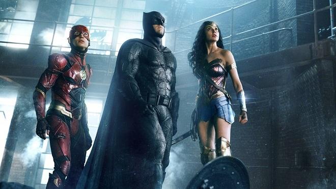 Bioskopski repertoari: Liga pravde