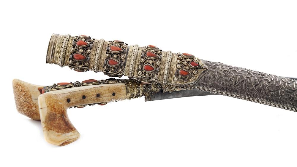 Jatagan belosapac vožda Karađorđa, 1811.jpg