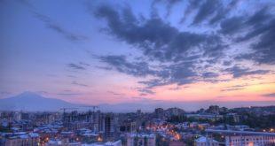 Jerevan – stari, konačno slobodan grad