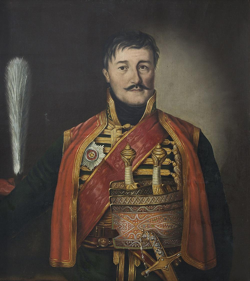 Karađorđe Arsenije Petrović, 1840.