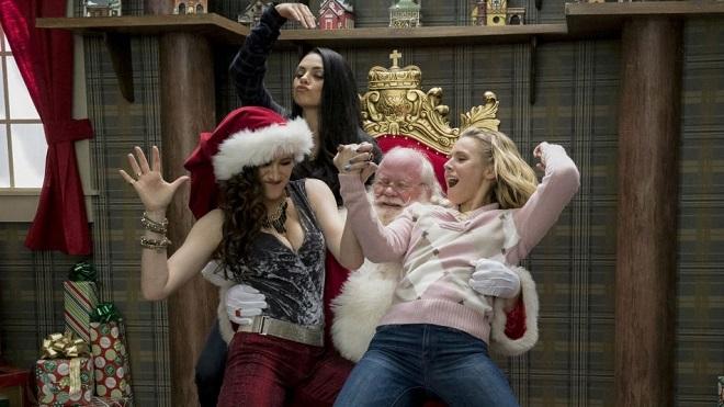 Novi filmovi u bioskopima: Opasne mame 2: Božić