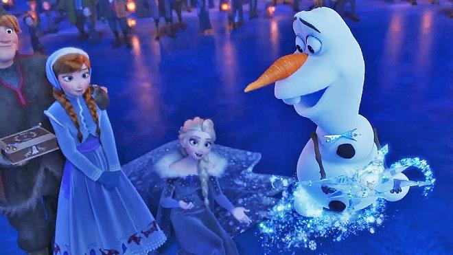 Novi filmovi: Praznik sa Olafom
