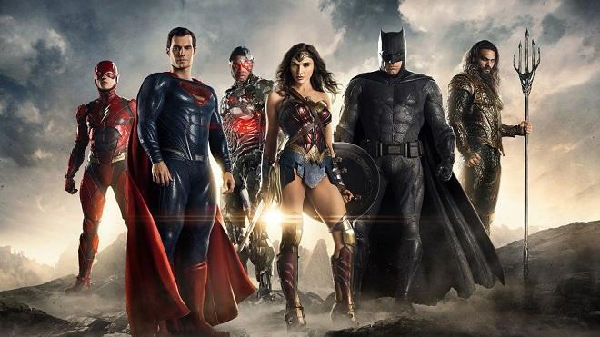 Novi filmovi u bioskopima: Liga pravde