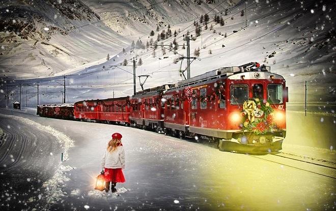 Novogodišnji voz