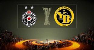 Liga Evrope: Partizan - Jang Bojs