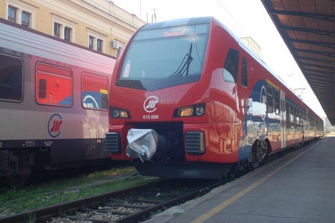 Linija Beograd - Bar (foto: Srbija voz)