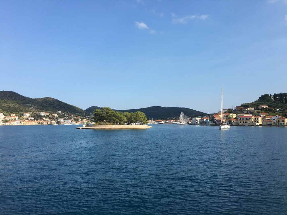 Daedalus Adventure - plovidba Mediteranom: Itaka (foto: Bojan Aleksić)