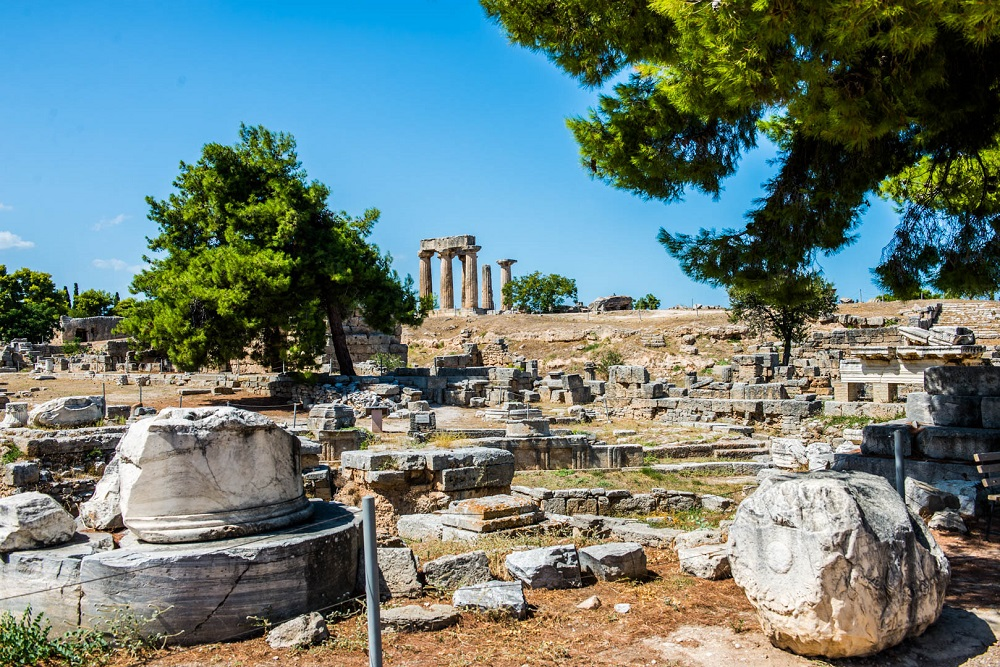 Daedalus Adventure - plovidba Mediteranom: Korint (foto: Bojan Aleksić)