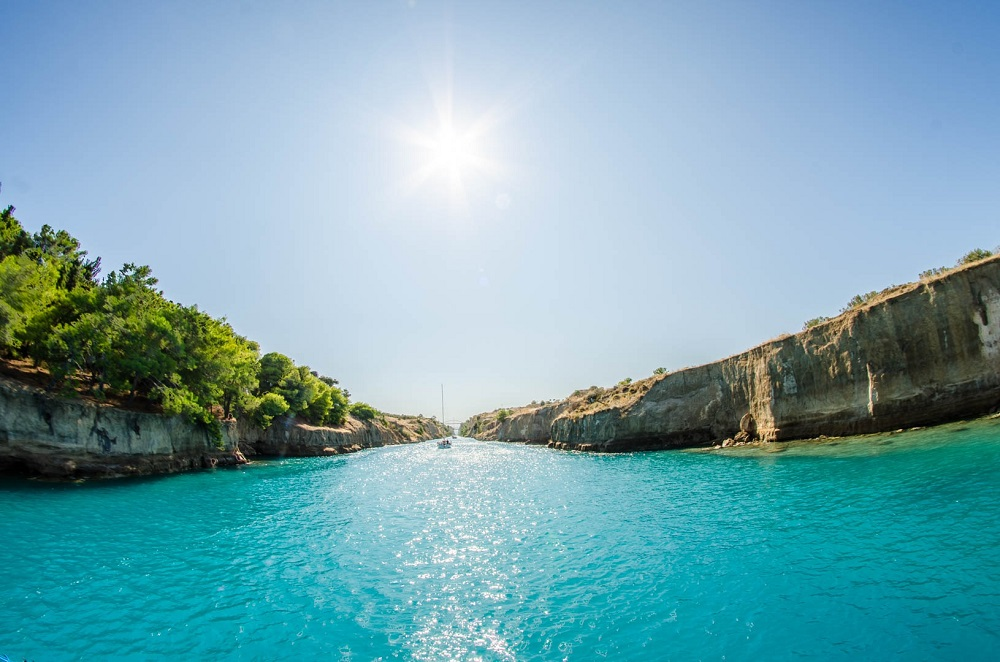 Daedalus Adventure: Korintski kanal (foto: Bojan Aleksić)