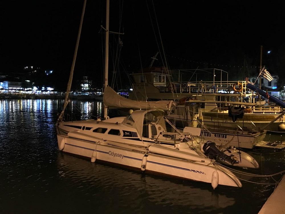 Daedalus Adventure - plovidba Mediteranom: Lefkada (foto: Bojan Aleksić)