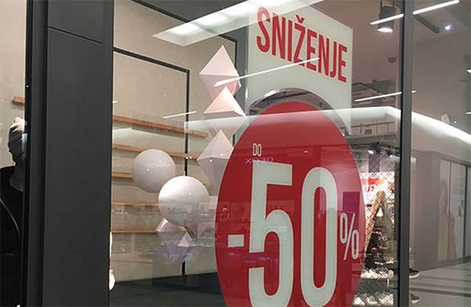 Novogodišnje rasprodaje