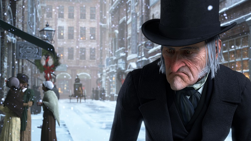 Pickbox: Disney's A Christmas Carol