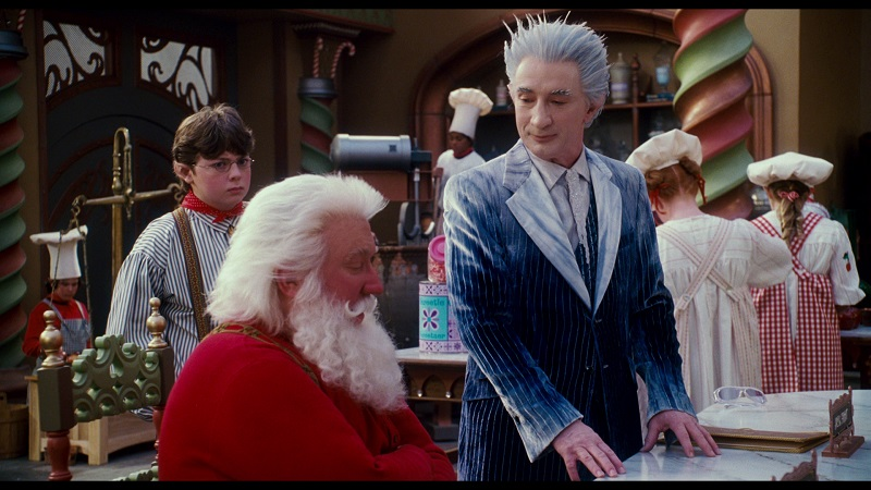 Pickbox: The Santa Clause 1, 2, 3
