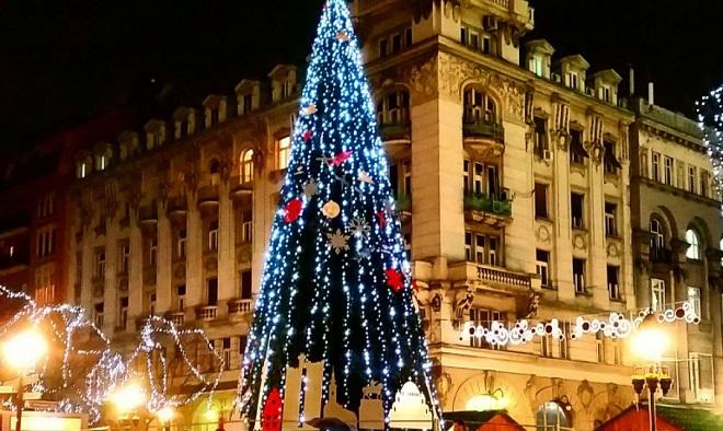 Sedam dana u Beogradu (7-13. decembar 2017): Beogradska zima