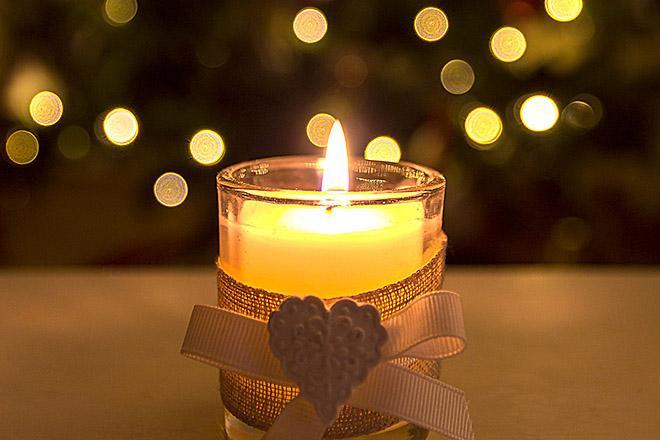 Lepo dekorisana sveća može da bude i dobra za zdravlje
