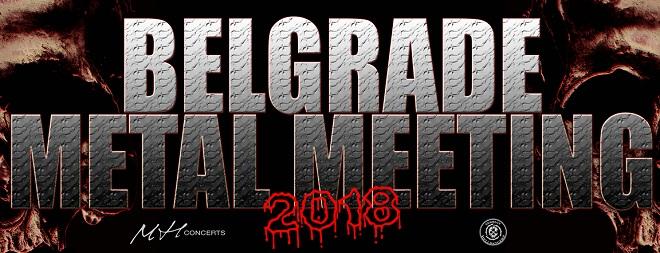 Belgrade Metal Meeting 2018
