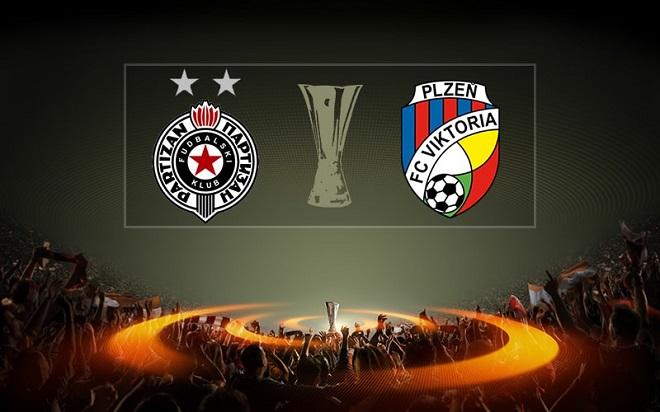 UEFA Liga Evrope: Partizan - Viktorija