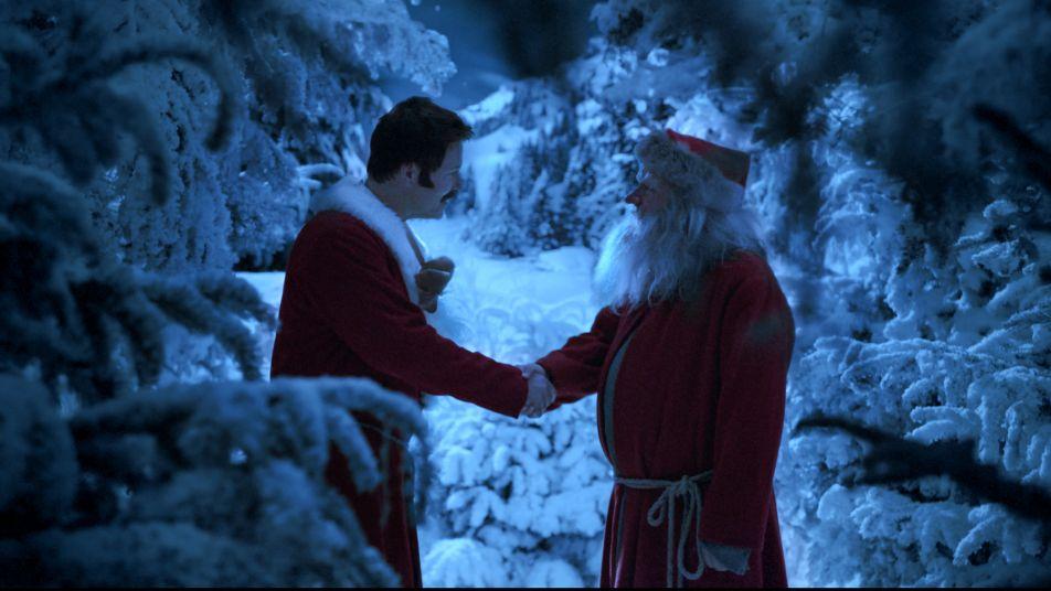 Novi filmovi: Deda Mraz na zameni