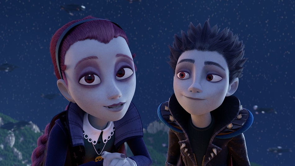 Novi filmovi: Mali vampir
