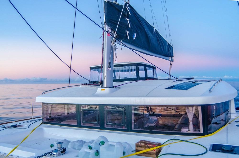 Daedalus Adventure: 23 dana na Atlantskom okeanu (foto: Bojan Aleksić)