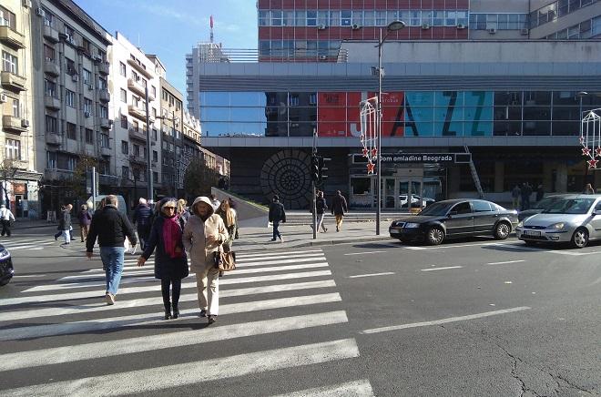 Dom omladine Beograda (foto: Dan u Beogradu)