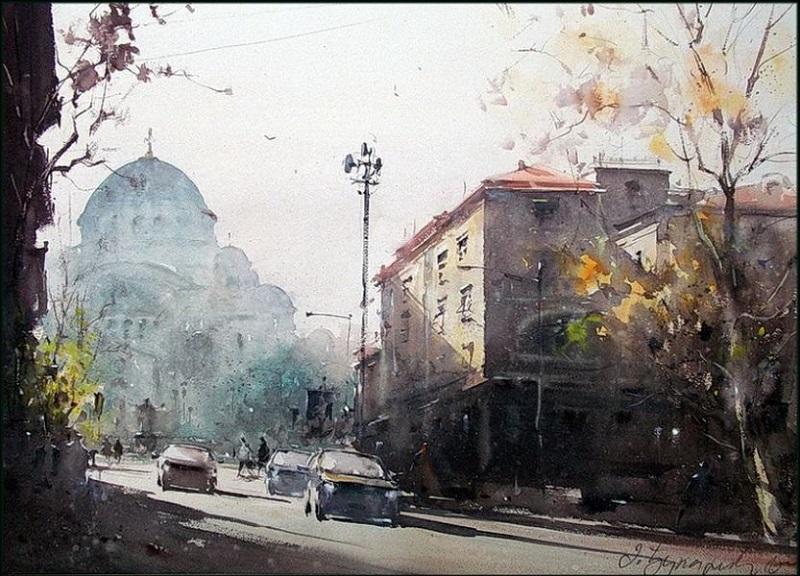 Izložbe u Beogradu: Galerija Singidunum - Dušan Đukarić