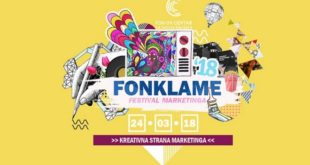 11. Festival marketinga FONklame