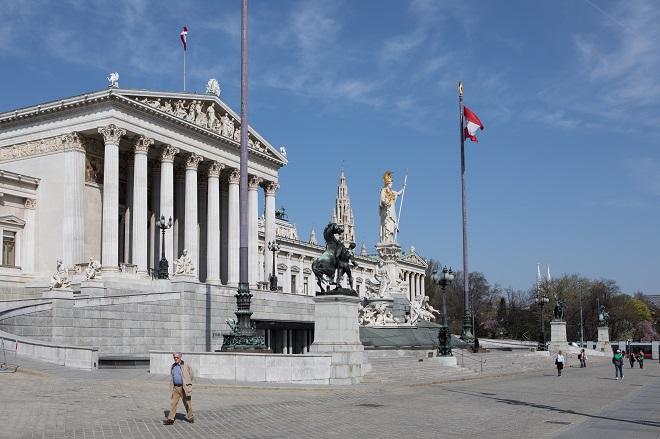 Najkvalitetnije se živi u Beču! (foto: Regina Hügli)
