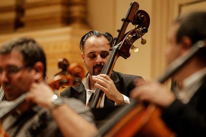 Beogradska filharmonija i Filip Savić (foto: Marko Đoković)