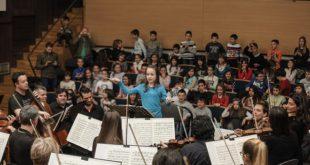 Beogradska filharmonija za decu: Zdravo, mi smo orkestar