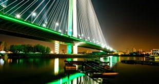Beogradski irski festival 2018: Zeleni Beograd - Most na Adi