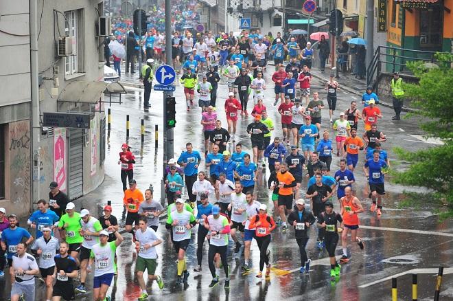 31. Beogradski maraton: Aktiviraj se