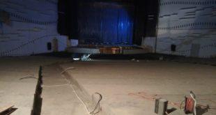 Dvorana Doma sindikata - renoviranje (foto: Dan u Beogradu)