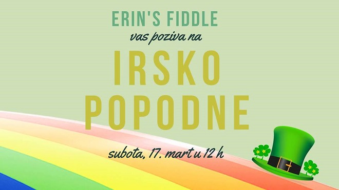 Erin's Fiddle: Irsko popodne