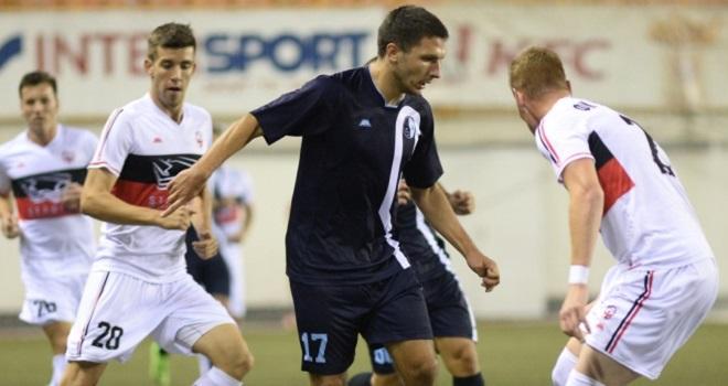 Fudbal: Super liga Srbije: Rad - Voždovac