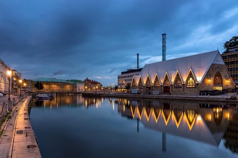 Destinacije: Geteborg - susret tla i vode