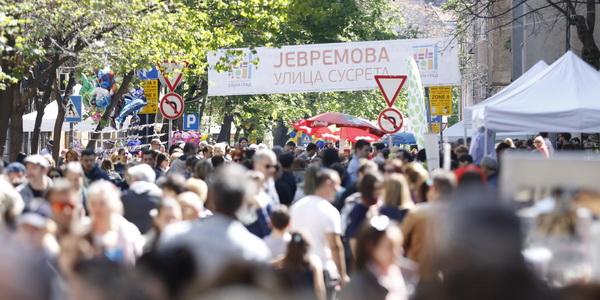 Jevremova - ulica susreta